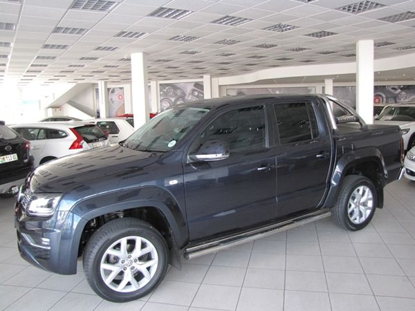 2018 Volkswagen Amarok 2.0L DIESEL Double Cab Highline 132kW AT Eastern Cape Port Elizabeth_0