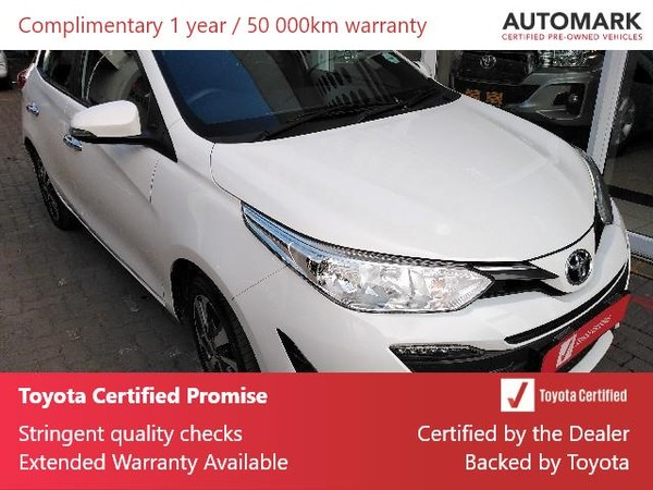 2019 Toyota Yaris 1.5 Xs 5-Door Eastern Cape Mthatha_0