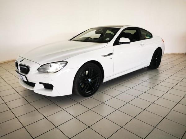 2014 BMW 6 Series 640d Coupe f13  Gauteng Pretoria_0