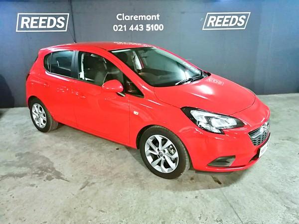 2020 Opel Corsa 1.4 Enjoy Auto 5-Door Western Cape Claremont_0
