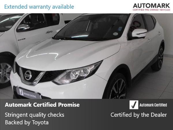 2015 Nissan Qashqai 1.2T AcentaTechnoDesign Mpumalanga Standerton_0