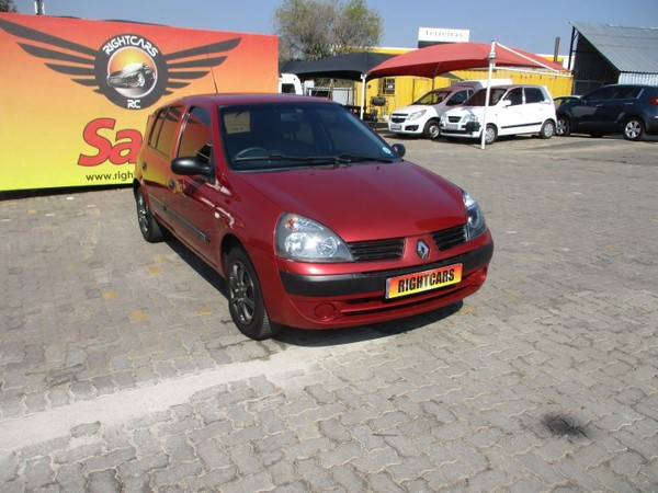 2005 Renault Clio 1.2 Authentique  Gauteng North Riding_0