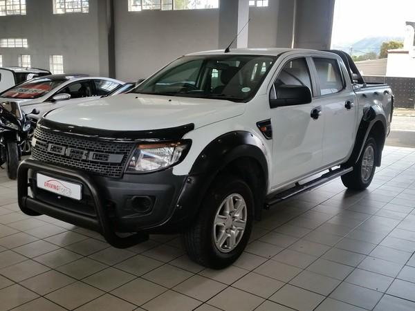 2015 Ford Ranger 2.5i Xl Pu Dc  Western Cape Wynberg_0