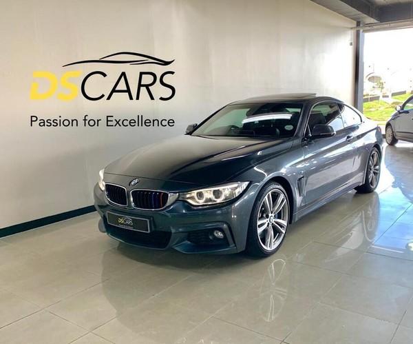 2014 BMW 4 Series 435i Coupe M Sport Auto Western Cape Century City_0