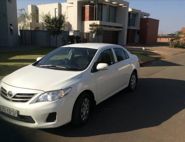 2012 Toyota Corolla 1.3 L  Gauteng Centurion_0