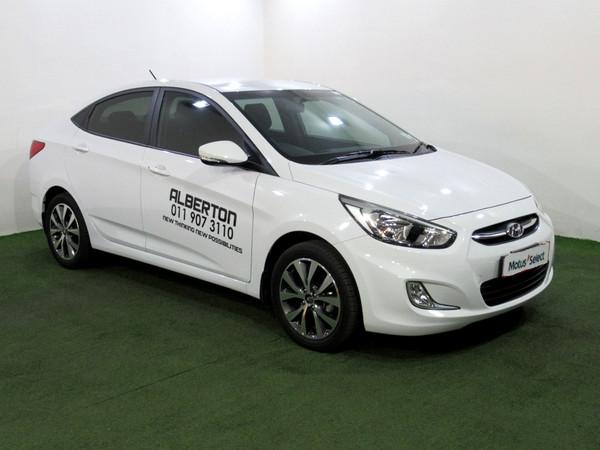 2020 Hyundai Accent 1.6 Gls  Gauteng Alberton_0