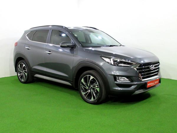 2020 Hyundai Tucson 2.0 CRDi ELITE AT Gauteng Alberton_0