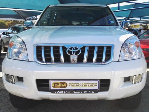 2004 Toyota Prado Gx 3.0 Tdi 5d  North West Province Potchefstroom_0