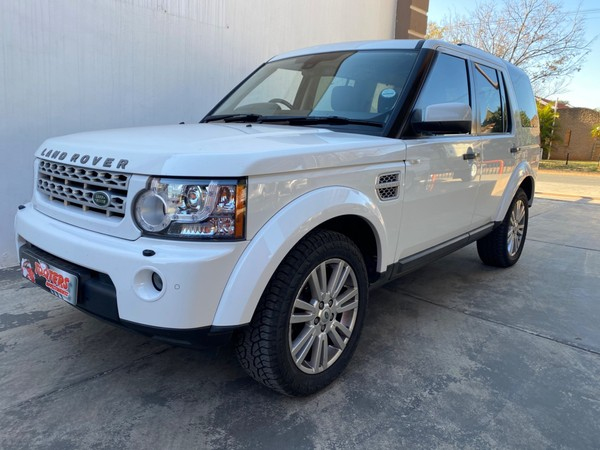 2012 Land Rover Discovery 4 3.0 Tdv6 Se  North West Province Rustenburg_0