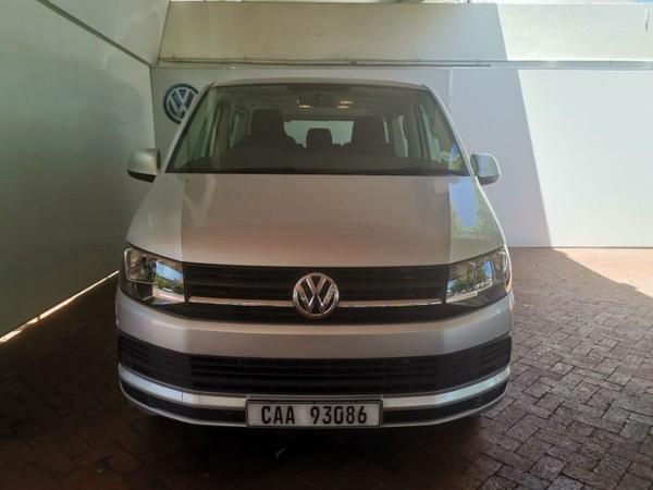2020 Volkswagen Transporter T6 KOMBI 2.0 TDi DSG 103kw Trendline Plus Western Cape Claremont_0
