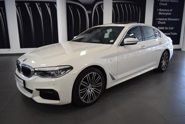 2019 BMW 5 Series 530d M Sport Auto Gauteng Pretoria_0