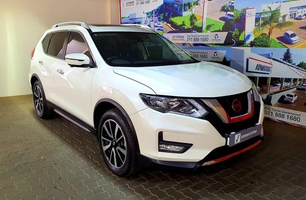 2019 Nissan X-Trail 2.5 Tekna 4X4 CVT 7S Gauteng Randburg_0