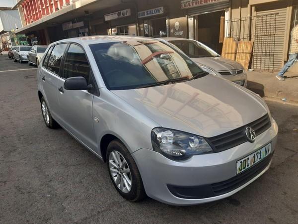 2014 Volkswagen Polo Vivo 1.4 Gauteng Johannesburg_0