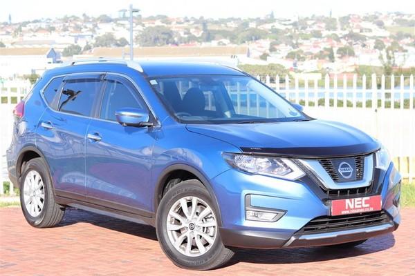 2020 Nissan X-Trail 2.5 Acenta 4X4 CVT Eastern Cape Port Elizabeth_0