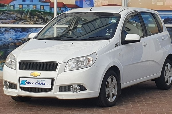 2011 Chevrolet Aveo 1.6 Ls 5dr  Eastern Cape Port Elizabeth_0