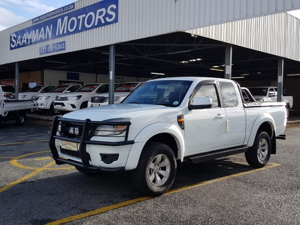 2011 Ford Ranger 3.0tdci  Xlt Hi-trail Supcab At  Western Cape Strand_0