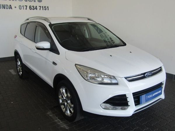 2014 Ford Kuga 1.6 Ecoboost Trend Mpumalanga Secunda_0