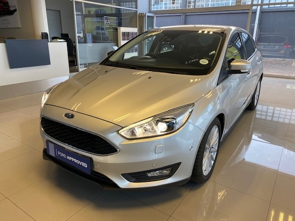 2018 Ford Focus 1.5 Ecoboost Trend Auto 5-Door Western Cape Paarl_0