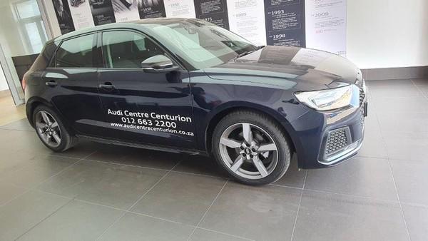2020 Audi A1 Sportback 1.4 TFSI Advanced S Tronic 35 TFSI Gauteng Centurion_0