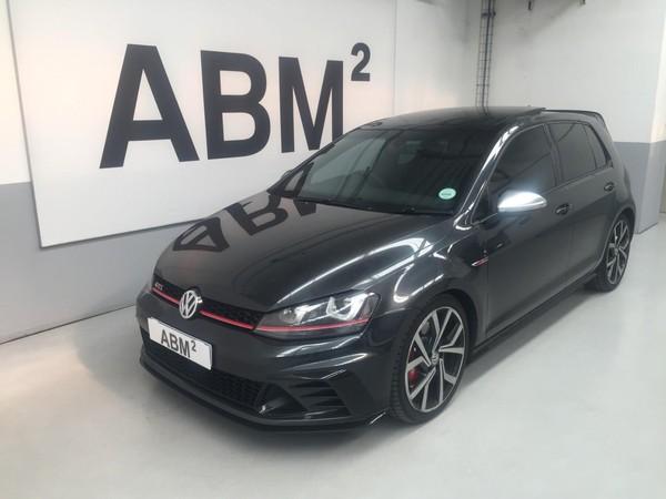 2017 Volkswagen Golf VII GTi 2.0 TSI DSG Clubsport Gauteng Midrand_0