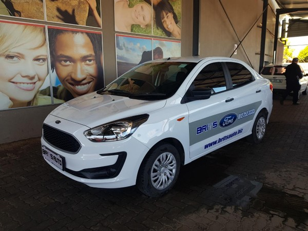 2020 Ford Figo 1.5Ti VCT Ambiente North West Province Brits_0