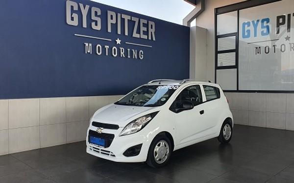 2017 Chevrolet Spark Pronto 1.2 FC Panel van Gauteng Pretoria_0