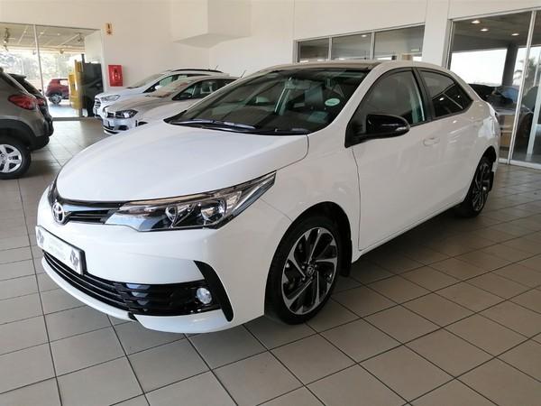2019 Toyota Corolla 1.6 Prestige CVT Gauteng Kempton Park_0
