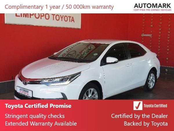 2019 Toyota Corolla 1.8 Exclusive Limpopo Polokwane_0