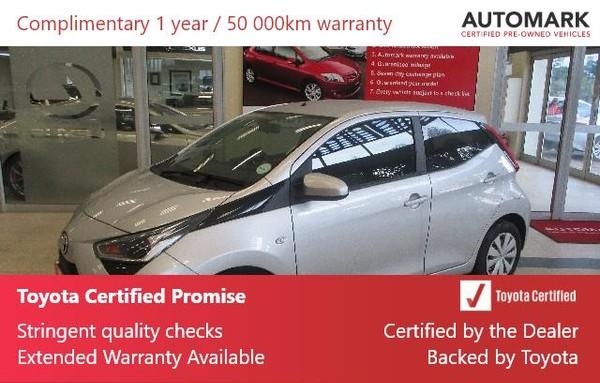 2020 Toyota Aygo 1.0 5-Door Western Cape Cape Town_0