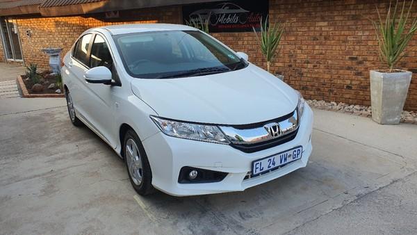2016 Honda Ballade 1.5 Elegance Gauteng Kempton Park_0