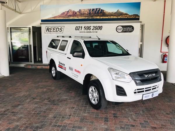 2020 Isuzu D-MAX 250C Fleetside Single Cab Bakkie Western Cape Goodwood_0