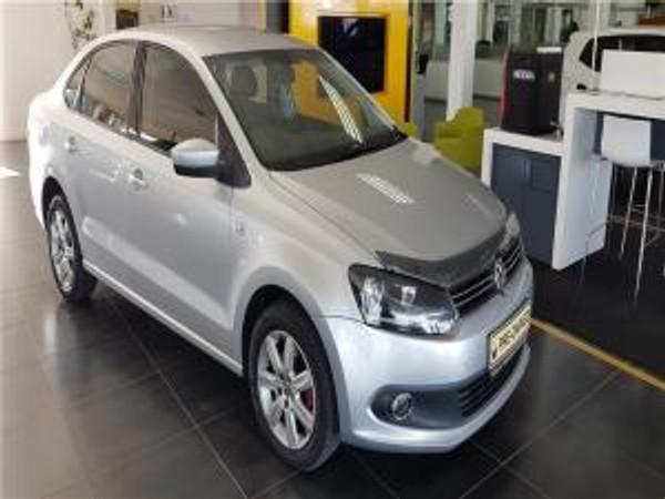 2012 Volkswagen Polo 1.4 Comfortline  Western Cape Vredenburg_0