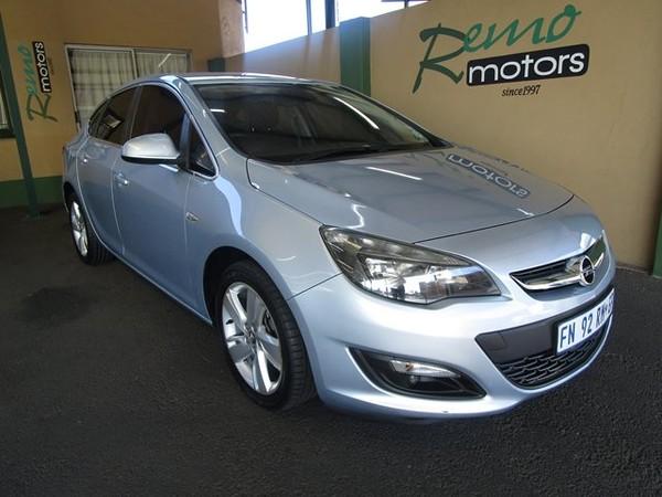2016 Opel Astra 1.4T Enjoy Auto Gauteng Pretoria_0