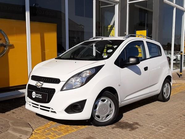 2017 Chevrolet Spark Pronto 1.2 FC Panel van Gauteng Alberton_0