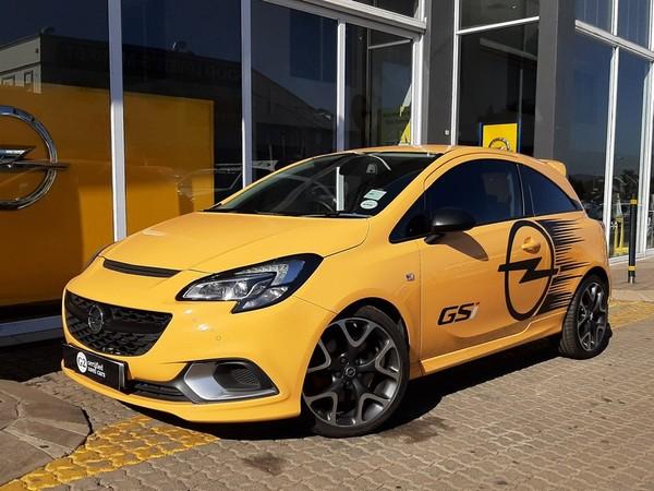 2019 Opel Corsa GSI 1.4T 3-Door Gauteng Alberton_0
