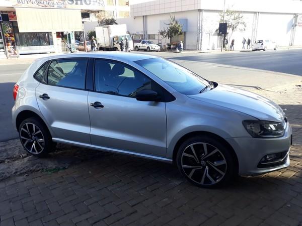2014 Volkswagen Polo 1.2 TSI Trendline 66KW Gauteng Jeppestown_0
