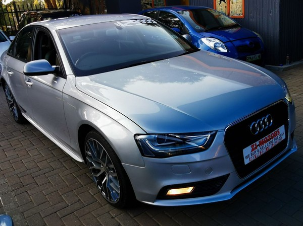 2012 Audi A4 2.0 Tdi S 105kw  North West Province Brits_0