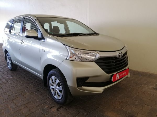 2019 Toyota Avanza 1.5 SX Kwazulu Natal Kokstad_0