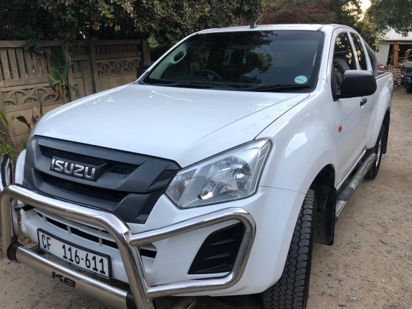 2017 Isuzu KB Series 250 D-TEQ LE ECAB Bakkie Western Cape Paarl_0