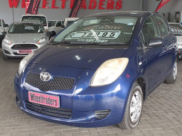 2007 Toyota Yaris T3 Western Cape Parow_0