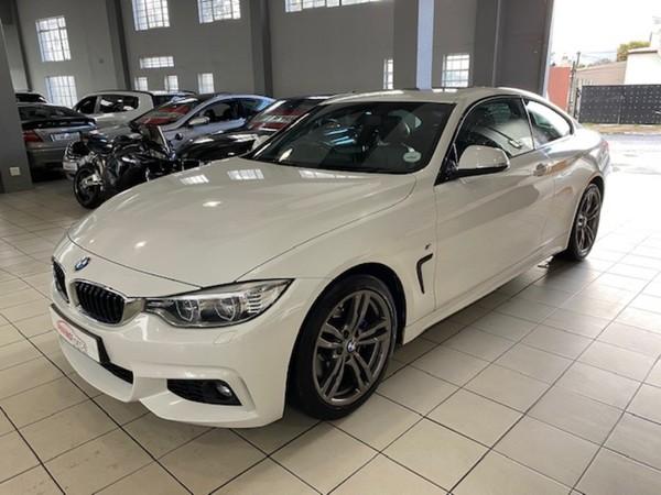 2016 BMW 4 Series 420D Coupe M Sport Auto Western Cape Wynberg_0