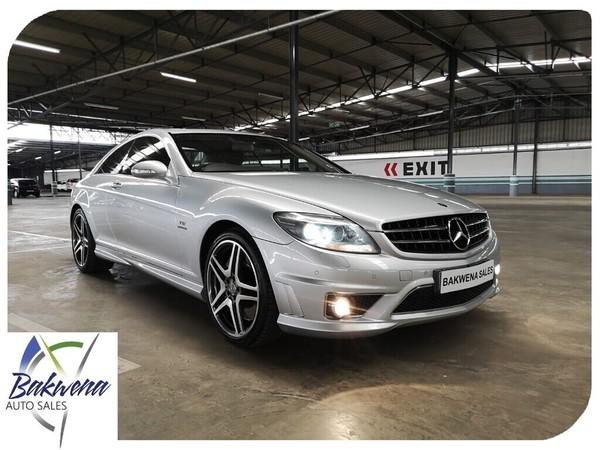 2007 Mercedes-Benz CL-CLass Cl 65 Amg  Gauteng Karenpark_0