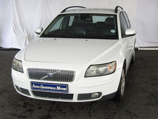 2007 Volvo V50 2.4i  Western Cape Goodwood_0