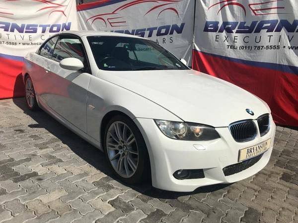 2010 BMW 3 Series 330i Convert Sport At e93  Gauteng Bryanston_0