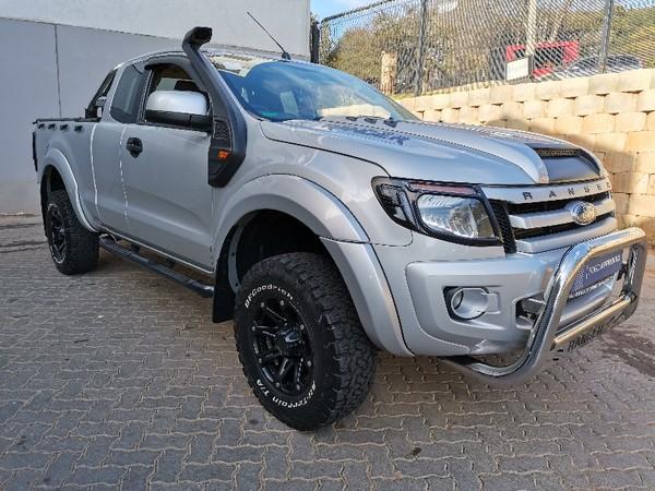 2016 Ford Ranger 3.2tdci Xls Pu Supcab  Gauteng Roodepoort_0