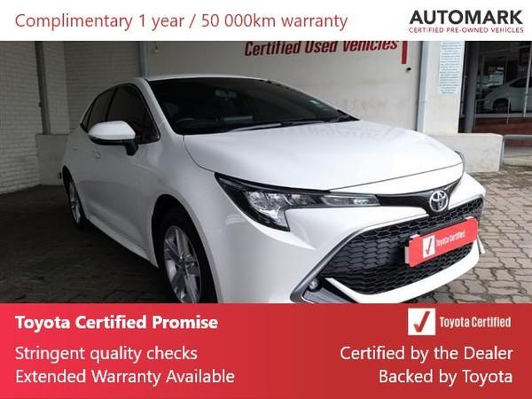 2020 Toyota Corolla 1.2T XR CVT 5-Door Eastern Cape King Williams Town_0