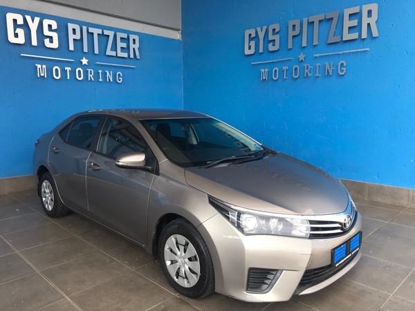 2014 Toyota Corolla 1.3 Esteem Gauteng Pretoria_0