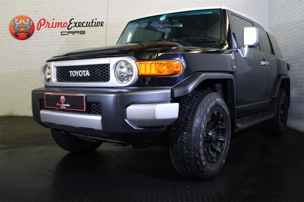 2012 Toyota Land Cruiser Fj 4.0 V6 Cruiser  Gauteng Edenvale_0