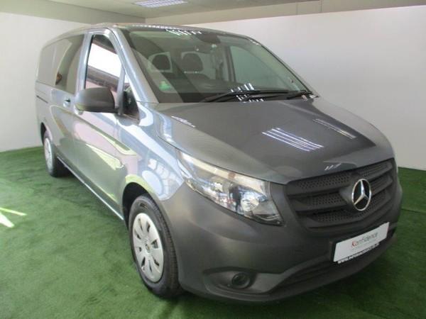2018 Mercedes-Benz Vito 116 2.2 CDI Tourer Pro Auto Gauteng Randburg_0