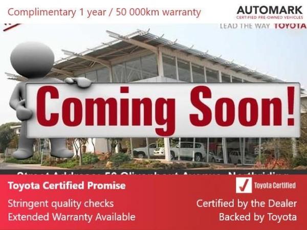 2019 Toyota Corolla 1.2T XR CVT 5-Door Gauteng North Riding_0